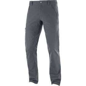 Salomon Wayfarer Tapered Pantalones Hombre, ebony/night sky/ebony